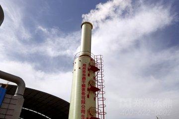 内蒙古鄂尔多斯北通煤业1200吨煤泥烘干机项目