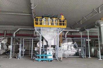 华润雪花啤酒沈阳分公司废酵母烘干机设备采购及安装工程项目