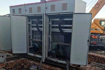 山西利森煤炭大型煤泥烘干机项目安装施工火热展开!