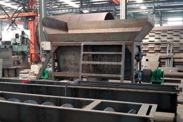 开启新战线山西大同1500吨煤泥烘干机项目投入重装制造!